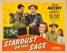 Stardust on the Sage - Movie Poster (xs thumbnail)