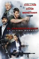 Sniper: Ghost Shooter - Argentinian Movie Cover (xs thumbnail)