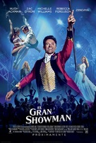 The Greatest Showman - Argentinian Movie Poster (xs thumbnail)