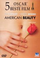 American Beauty - Norwegian DVD movie cover (xs thumbnail)