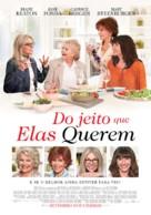 Book Club - Portuguese Movie Poster (xs thumbnail)