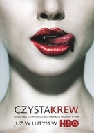 """True Blood"" - Polish Movie Poster (xs thumbnail)"