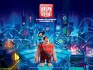 Ralph Breaks the Internet - British Movie Poster (xs thumbnail)