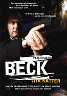 """Beck"" Vita nätter - Swedish poster (xs thumbnail)"