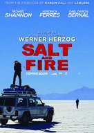 Salt and Fire - Movie Poster (xs thumbnail)