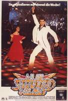 Saturday Night Fever - German Movie Poster (xs thumbnail)