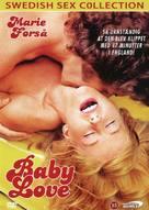 Vild på sex - Danish DVD cover (xs thumbnail)