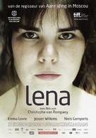 Lena - Dutch Movie Poster (xs thumbnail)