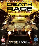 Death Race - British Blu-Ray cover (xs thumbnail)