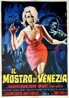 Mostro di Venezia, Il - Italian Movie Poster (xs thumbnail)