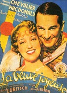 The Merry Widow - Belgian Movie Poster (xs thumbnail)