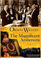 The Magnificent Ambersons - Movie Poster (xs thumbnail)