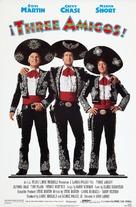 Three Amigos! - Movie Poster (xs thumbnail)