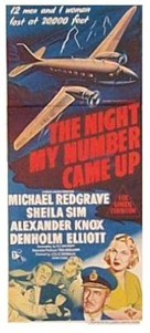 The Night My Number Came Up - Australian Movie Poster (xs thumbnail)