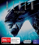 Alien 3 - Australian Blu-Ray movie cover (xs thumbnail)
