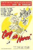 Carry on Nurse - British Movie Poster (xs thumbnail)
