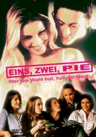 100 Girls - German Movie Cover (xs thumbnail)
