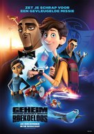 Spies in Disguise - Belgian Movie Poster (xs thumbnail)