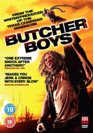 Butcher Boys - British DVD movie cover (xs thumbnail)