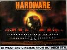 Hardware - British Movie Poster (xs thumbnail)