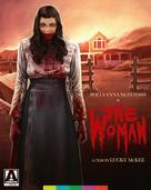 The Woman - British Movie Cover (xs thumbnail)