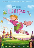 Prinzessin Lillifee - Dutch Movie Poster (xs thumbnail)