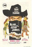 Alias Jesse James - Spanish Movie Poster (xs thumbnail)