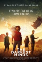 The Darkest Minds - Indonesian Movie Poster (xs thumbnail)