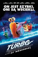 Turbo - Polish Movie Poster (xs thumbnail)