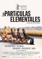 Elementarteilchen - Spanish Movie Poster (xs thumbnail)