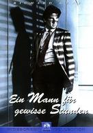 American Gigolo - German DVD movie cover (xs thumbnail)