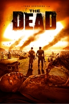 The Dead - DVD cover (xs thumbnail)