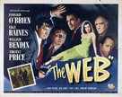 The Web - Movie Poster (xs thumbnail)