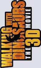 Walking with Dinosaurs 3D - Logo (xs thumbnail)