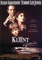 The Client - German Movie Poster (xs thumbnail)