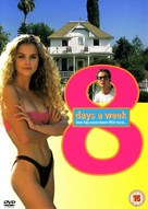 Eight Days a Week - British DVD cover (xs thumbnail)