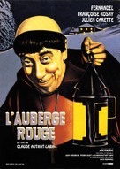 Auberge rouge, L' - French DVD movie cover (xs thumbnail)
