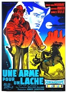 Gun for a Coward - French Movie Poster (xs thumbnail)