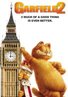 Garfield: A Tail of Two Kitties - DVD movie cover (xs thumbnail)
