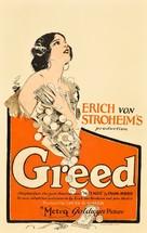 Greed - Movie Poster (xs thumbnail)