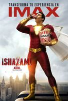 Shazam! - Mexican Movie Poster (xs thumbnail)