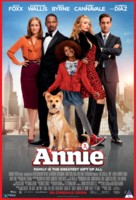 Annie - South African Movie Poster (xs thumbnail)