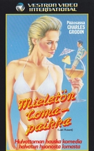 Last Resort - Finnish VHS movie cover (xs thumbnail)
