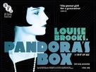 Die Büchse der Pandora - British Movie Poster (xs thumbnail)
