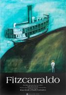Fitzcarraldo - Czech Movie Poster (xs thumbnail)