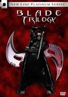 Blade: Trinity - DVD cover (xs thumbnail)