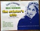 Femme de l'aviateur, La - Movie Poster (xs thumbnail)