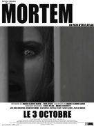 Mortem - French Movie Poster (xs thumbnail)