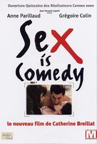 Sex Is Comedy - French Movie Cover (xs thumbnail)