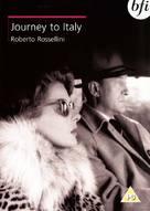 Viaggio in Italia - British DVD cover (xs thumbnail)